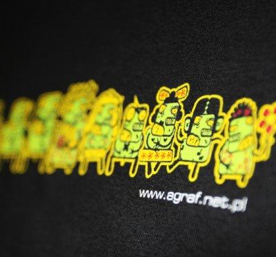 Koszulka firmowa Agraf
