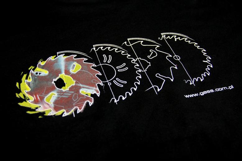 T-shirt Gasstech