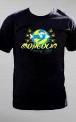Koszulka na wyprawę do Mongolii- Selenge 2009