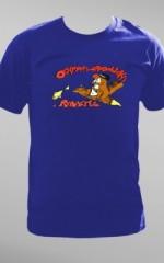 T-shirt Wydziału Ochrony Środowiska i Rybactwa na Kortowiadę 2006