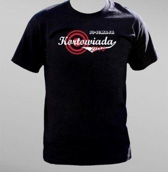 Koszulka na juwenalia UWM – Kortowiada 2010