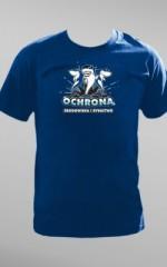Koszulka Wydziału Ochrony Środowiska i Rybactwa na Kortowiadę
