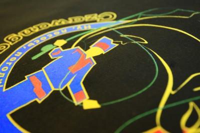 Koszulka na wyprawę wędkarską Rosja-Czawanga 2011
