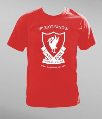 Koszulka na VII Zlot Fanów Liverpool F.C.