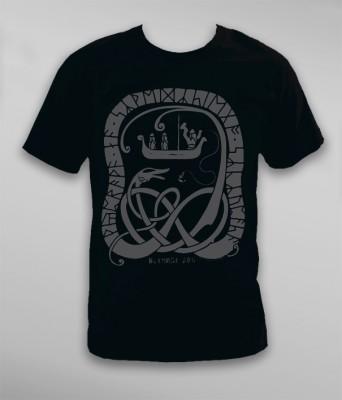 T-shirt na wyprawę do Szwecji Blekinge 2011