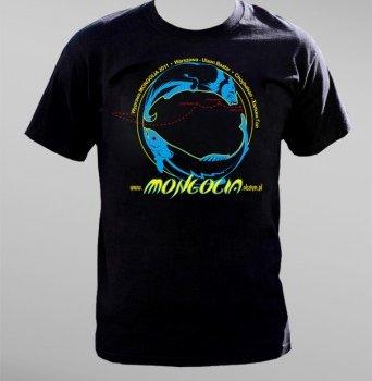 Koszulka na wyprawę do Mongolii