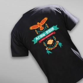 T-shirt na wyprawę Andy 2012