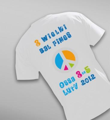 Koszulka na III Wielki Bal Fines