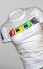 Koszulka z nadrukiem Dulux