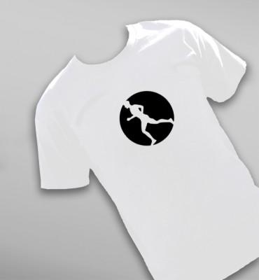 Koszulka klubu fitness Atmosfera