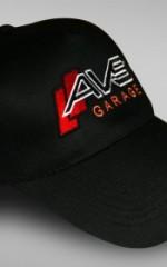 Czapka AVS Garage