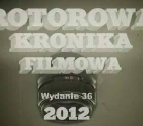 Film z XXXVI Rajdu Rotor