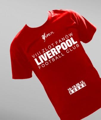 Koszulka na VIII Zlot fanów Liverpool FC