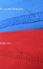 Co świadczy o jakości koszulki?