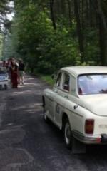 II spotkanie pojazdów starych i zabytkowych na Ziemi Noteckiej