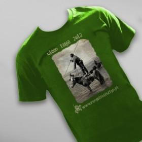 Koszulka na wyprawę do Mongolii Ulaan Taiga 2012