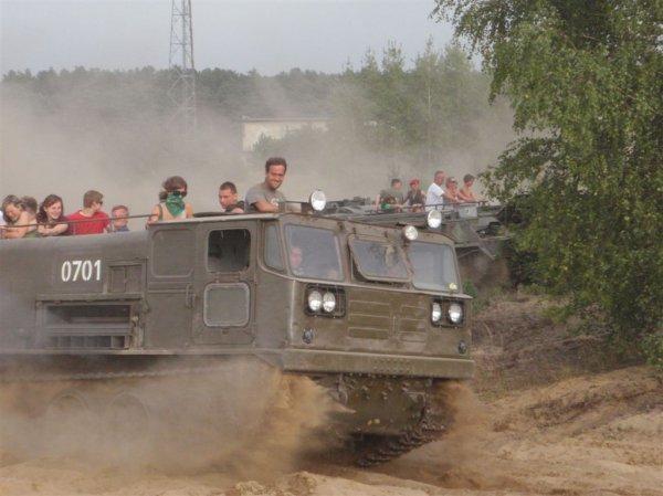 Warszawa na Zlocie Pojazdów Militarnych Borne Sulinowo 2009