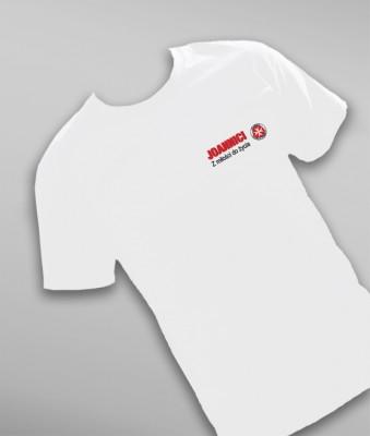 """Koszulka """"Joannici Dzieło Pomocy"""""""