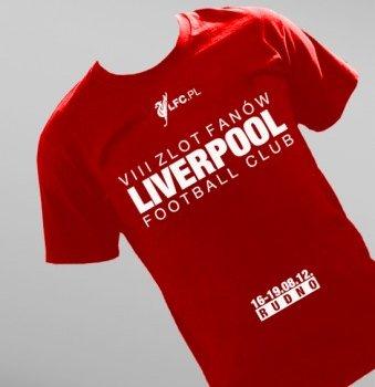 Koszulka VIII Zlot Fanów Liverpool FC