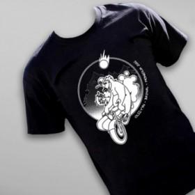 """Koszulka na wyprawę """"Uralem przez tajgę"""""""