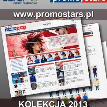 Aktualizacja strony promostars.pl