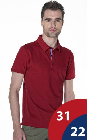 Polo Crimson Cut Mars