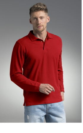 Polo Promostars Long Cotton