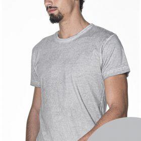 T-shirt Crimson Cut Smoky