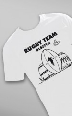 T-shirt Rugby Team Olsztyn