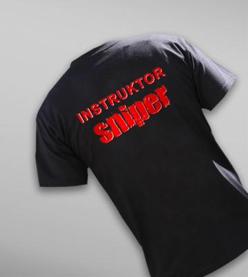 Koszulka dla firmy Sniper