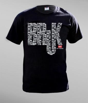 Koszulki na Bruk Festival 2013