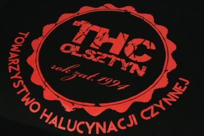 Koszulki Promostars Heavy dla THC Olsztyn