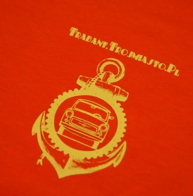 Koszulka Promostars na Zlot Trabantów & C.O. w Gdyni