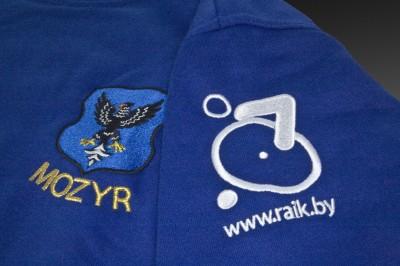 Odzież Promostars dla stoważyszenia RAIK