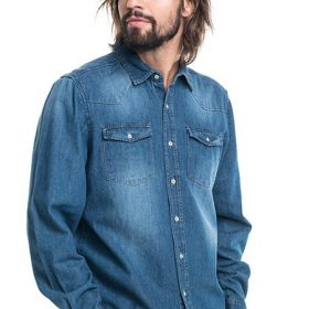 Рубашка Promostars Blue Jeans