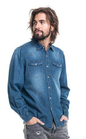 Shirts Promostars Blue Jeans