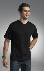 T-shirt Promostars V-neck