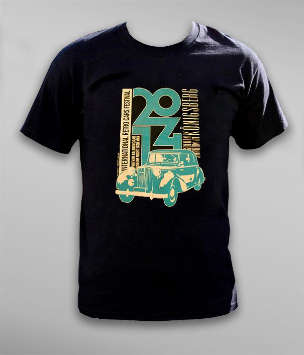 Koszulka na International Retro Cars Festival
