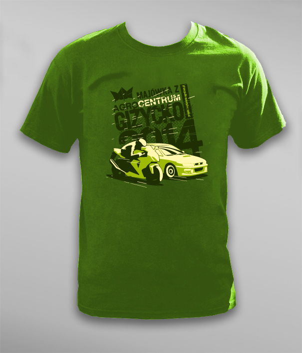 Koszulka na Motomajówkę Agrocentrum