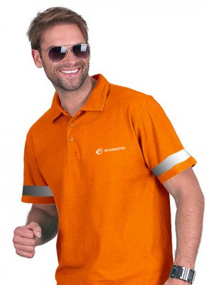 Koszulki polo dla PKP Energetyka