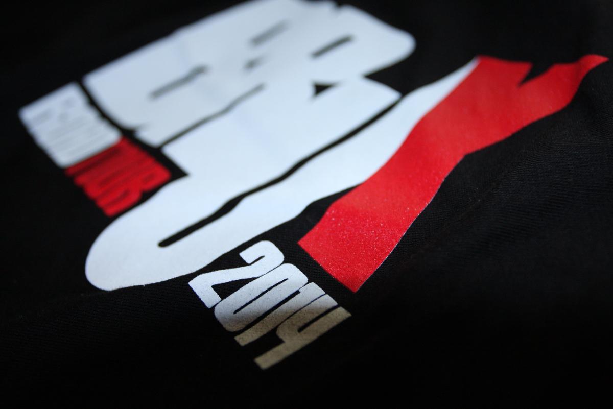 Koszulki na Bruk Festival 2014