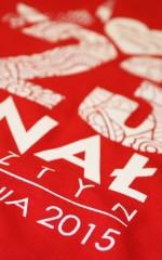 Koszulki na XXIII Finał Wielkiej Orkiestry Świątecznej Pomocy
