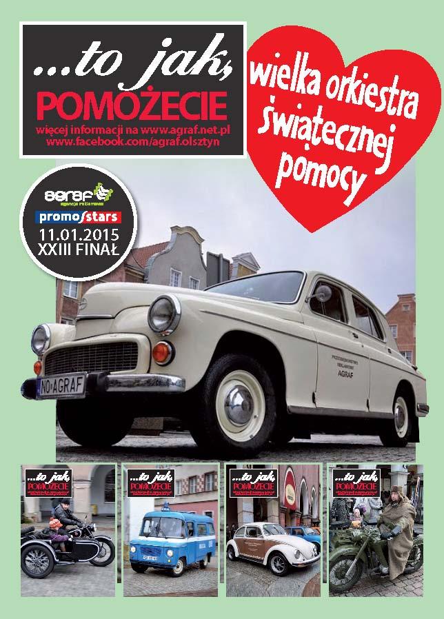 Nasza Warszawa na XXIII finale WOŚP