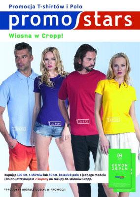 Wiosna w Cropp –kupon -20 zł. na wszystkie produkty