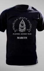 Koszulki dla Warmińskiej Grupy Łuczniczej