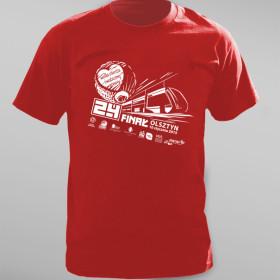 Koszulki na 24. Finał Wielkiej Orkiestry Świątecznej Pomocy