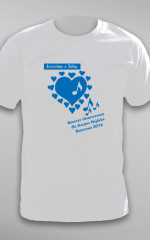 Koszulki na kocert charytatywny dla Kacpra Hajduka