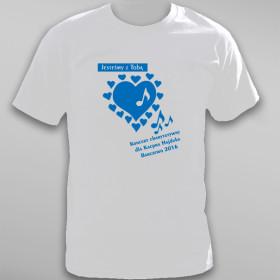 Koszulki na koncert charytatywny dla Kacpra Hajduka