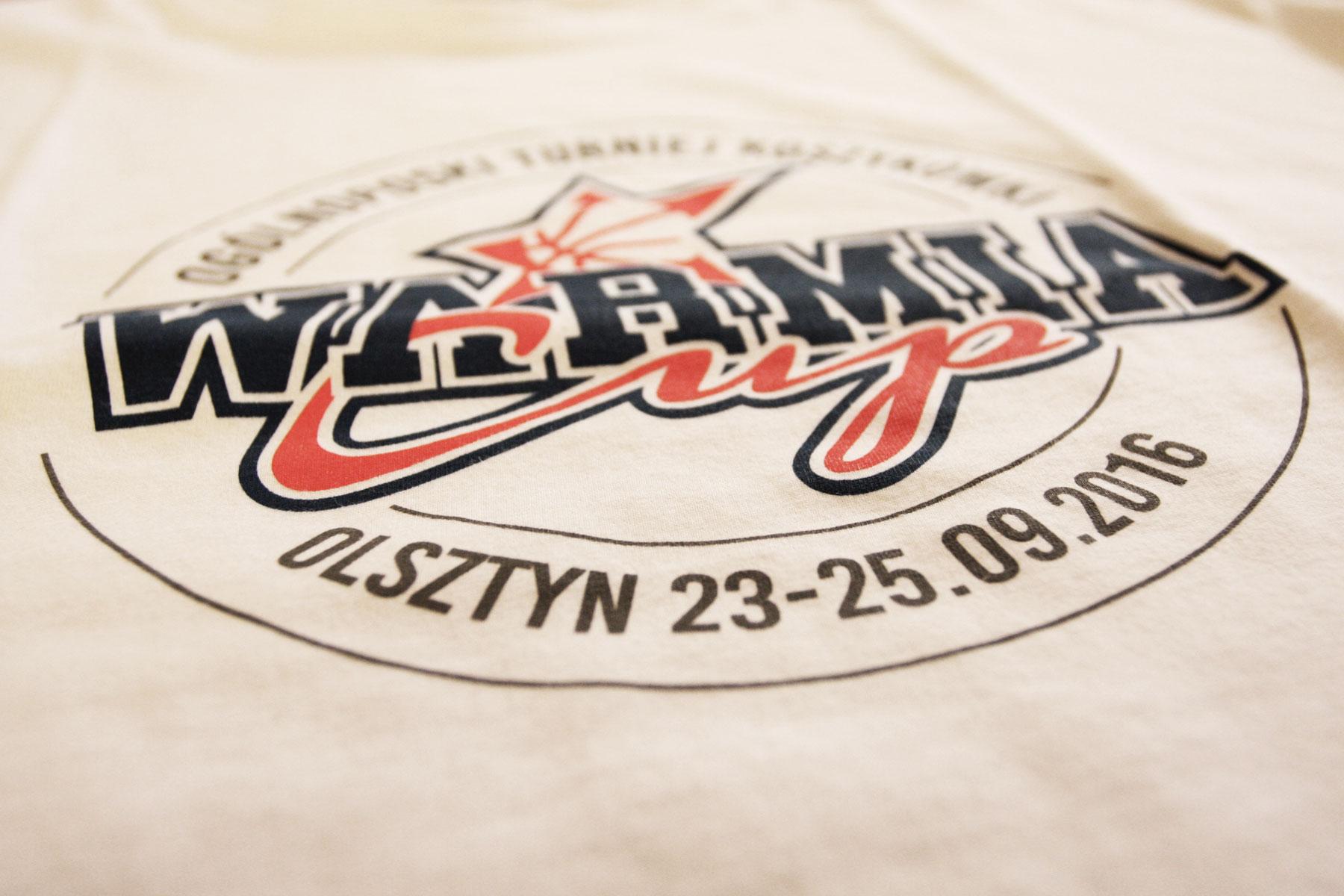 Koszulka Warmia Cup