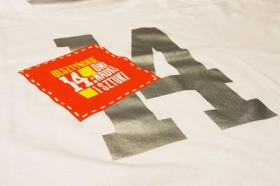 Koszulka na 14 Dni Nuki UWM w Olsztynie